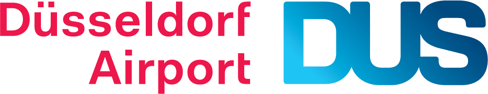 DUS Airport Logo