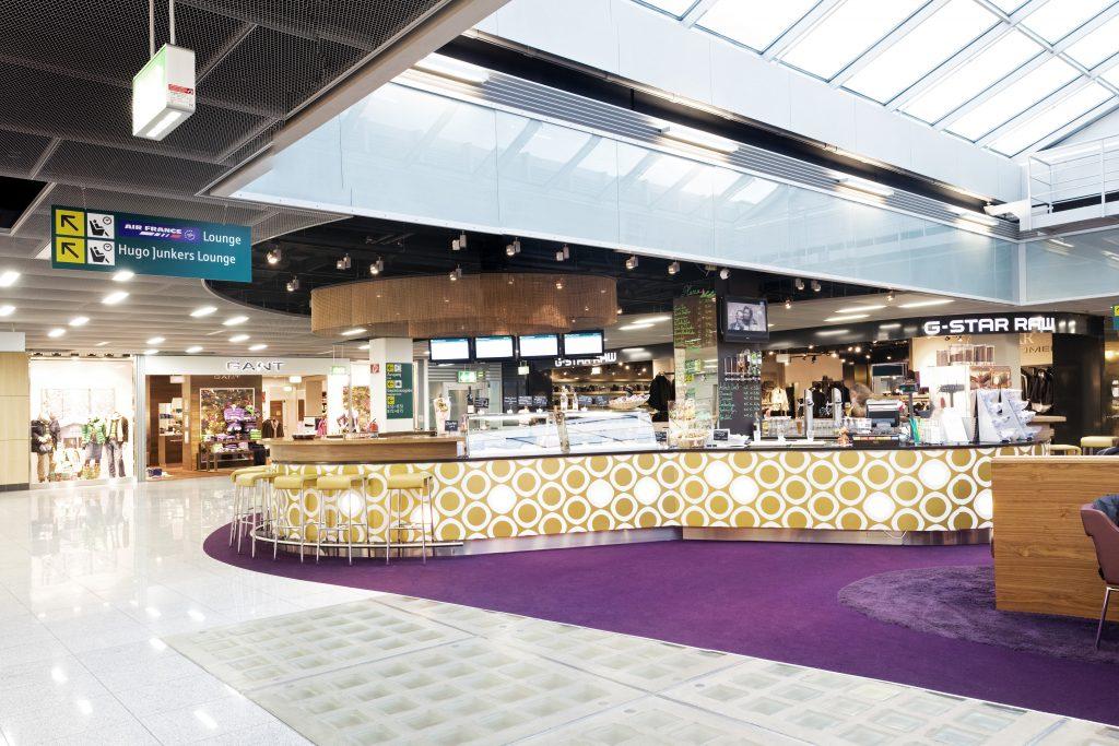 Flughafen Retail
